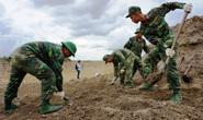 Toàn cảnh tìm hài cốt liệt sĩ ở sân bay Tân Sơn Nhất