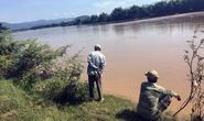 Vượt sông bằng xe bò, 3 người bị nước cuốn mất tích