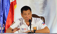 Ông Duterte bị nhắc về nhiệm vụ bảo vệ chủ quyền lãnh thổ