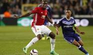 Man United bị níu chân ở Bỉ, CĐV đánh nhau tại Pháp