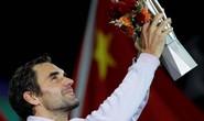 Vô địch Thượng Hải Masters, Federer thật già mà gân!