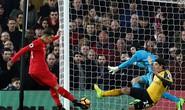 Chấp Sanchez 45 phút, Arsenal thua thảm Liverpool