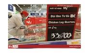 Thịt lợn, thịt gà siêu rẻ vẫn tràn về Việt Nam