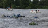 Người nhái không thấy 2 mẹ con trong ghe bị tông chìm