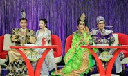 Lý Hùng, Việt Trinh đẹp đôi trong trang phục cổ trang