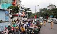 Tổ chức lại giao thông quanh sân bay Tân Sơn Nhất