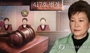 Phiên tòa định mệnh chờ bà Park