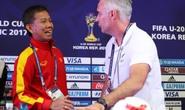 HLV Hoàng Anh Tuấn không lên U23, chọn U15