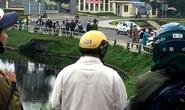Tá hỏa phát hiện thi thể người bán vé số nổi trên hồ
