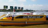 Ngày 25-11, Sài Gòn có buýt đường sông