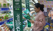Thực phẩm hữu cơ đang gây sốt