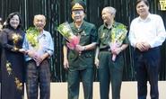 Lãnh đạo TP HCM chúc Tết gia đình chính sách