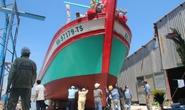 Nghiệp đoàn nghề cá hạ thủy tàu Trường Sa 05