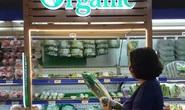 Rau hữu cơ tràn vào siêu thị, giá đến 60.000 đồng/kg