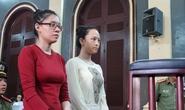 Hoa hậu Phương Nga câm lặng trước tòa