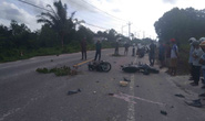 Bé 4 tuổi tử vong trong vụ tai nạn ở Phú Quốc