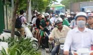 """Cầu vượt thép chưa """"xử"""" được kẹt xe ở sân bay Tân Sơn Nhất"""