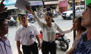 Nữ phó chủ tịch quận tả xung hữu đột trên vỉa hè