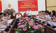 Vụ bà Trần Vũ Quỳnh Anh làm nóng họp báo tỉnh Thanh Hoá