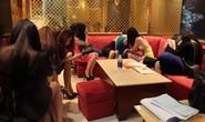 Hàng loạt cô gái khỏa thân ở tiệm massage