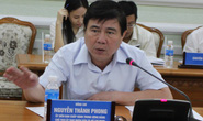 Chủ tịch UBND TP HCM Nguyễn Thành Phong: Hôm nay chỉ bàn vỉa hè