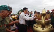 Hàng ngàn cựu tù binh xúc động khi trở lại Phú Quốc