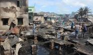 Tết sẽ ra sao với 70 hộ dân bị thiêu rụi nhà cửa?