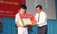 Quán quân Olympic toán quốc tế nhận thưởng 450 triệu đồng