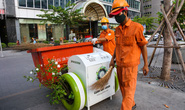 TP HCM sắp có thùng rác phát wifi