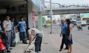 Toàn cảnh dân quận 10 tự xử lấn chiếm vỉa hè