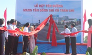 TP HCM có tên đường Võ Trần Chí