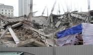 Náo loạn vì sập công trình trường mầm non 1.000 m2