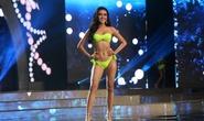 Huyền My nóng bỏng tại đêm sơ kết Hoa hậu Hòa bình Thế giới