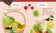 Mâm ngũ quả trong ngày Tết cổ truyền của người Việt
