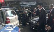 Tổng thống Indonesia đi bộ hơn 2 km vì kẹt xe