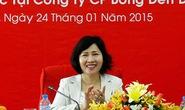 Thứ trưởng Hồ Thị Kim Thoa vi phạm nghiêm trọng về mua cổ phần