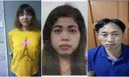 Vụ ông Kim Jong-nam: 2 nữ nghi phạm sắp bị buộc tội giết người