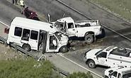 Tài xế làm 13 người thiệt mạng vì nhắn tin khi lái xe?