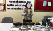 Bạn trai nhờ cầm quà, nữ thiết kế dính án vận chuyển 2,2 kg ma túy