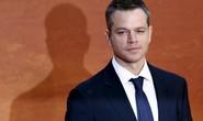 Ngôi sao Matt Damon tiếp tục bị ném đá