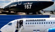 Vụ Bombardier kéo Mỹ, Canada vào chiến tranh thương mại ?