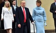 Vợ ông Trump im hơi lặng tiếng