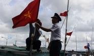 Cảnh sát biển hướng dẫn ngư dân ứng biến sự cố