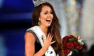 Cận cảnh nhan sắc Hoa hậu Mỹ 2018