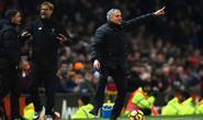 Mourinho chê Liverpool phòng ngự tiêu cực