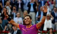 Nadal thâu tóm hết giải đất nện?