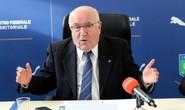 Chủ tịch LĐBĐ Ý từ chức sau khi mất vé World Cup