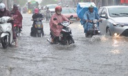 TP HCM: Cảnh báo trên mạng về 40 điểm ngập khi mưa