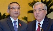 Trình miễn nhiệm Tổng TTCP Phan Văn Sáu và Bộ trưởng GTVT Trương Quang Nghĩa