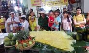 Mãn nhãn với chiếc bánh xèo kỷ lục Việt Nam